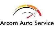 Arcom Tinichigerie Vopsitorie Auto Logo