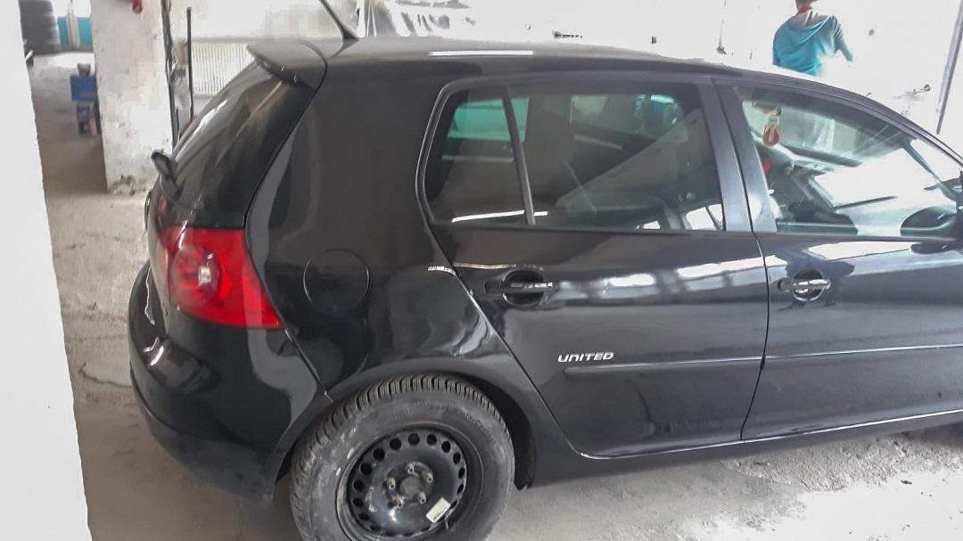 Arcom Vopsitoria Auto Portofoliu VW Golf Negru