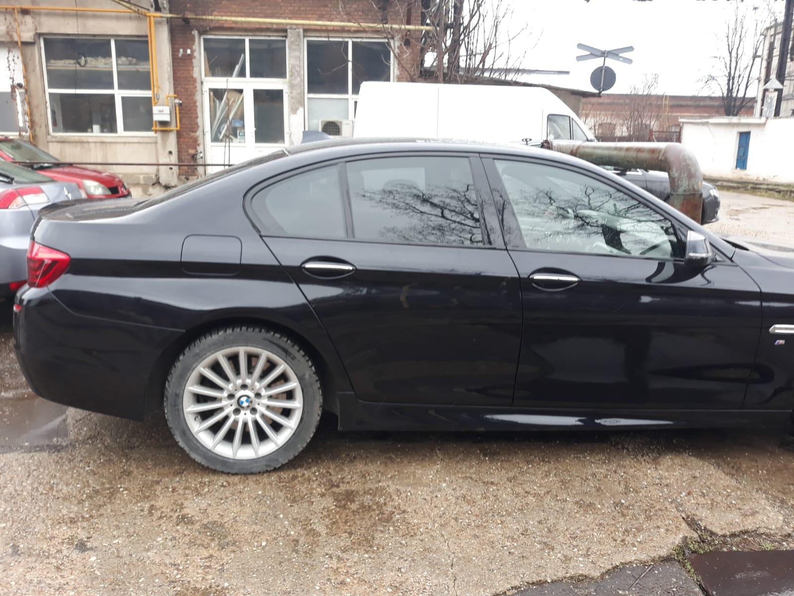 vopsire elemente autoturism BMW