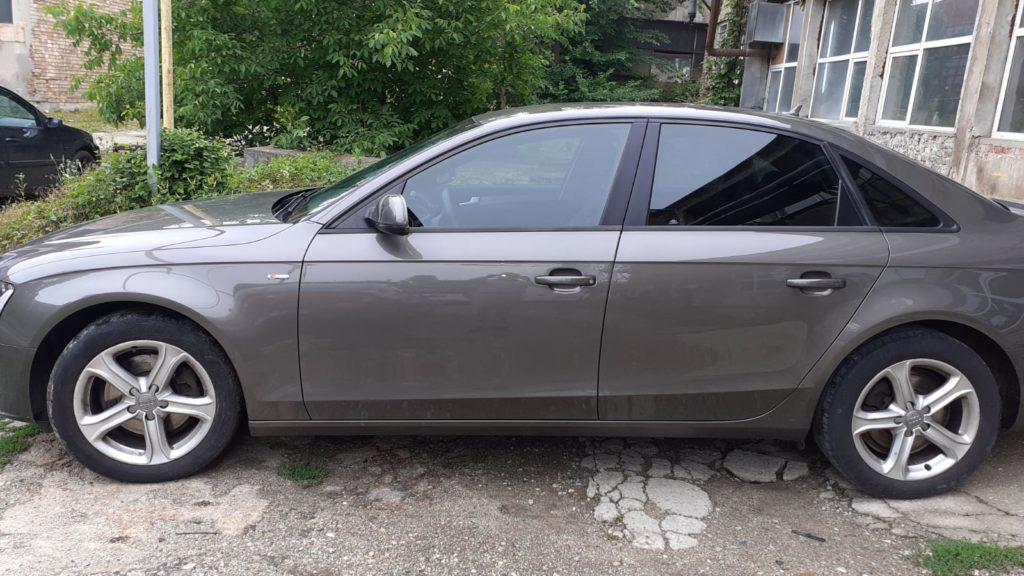 Audi-A4-Limuzină-vopsit-integral